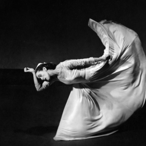 Martha Graham Divinely Dissatisfied
