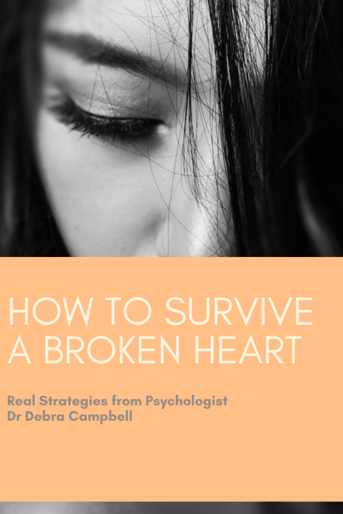 #brokenheart, how to survive a broken heart