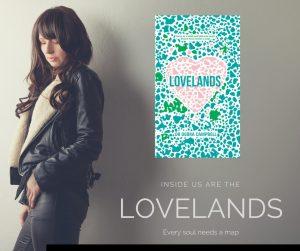 Lovelands hardcover book